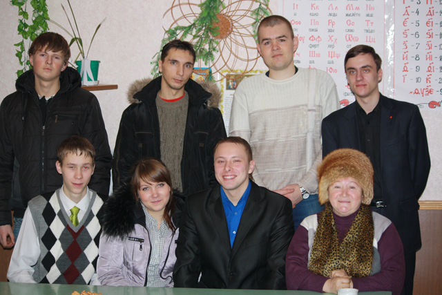 Выездное заседание Общественной приемной Молодежного парламента